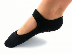 WeWee Yoga Socken in Ballerina Design